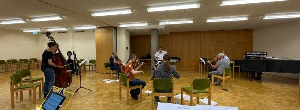 SO Hohenheim – erste und letzte Mittwochsprobe im Sommersemester 2021